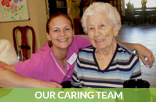 Our Caring Team